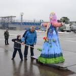 Широкая Масленица на Московском вертолетном заводе им. М.Л. Миля.