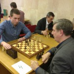 X межотраслевой турнир по шахматам
