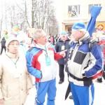 Московская лыжня 2009 г.