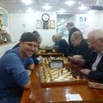Личное первенство МГО Профавиа по шахматам.