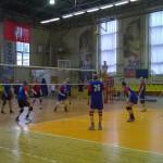 XVII Традиционный турнир МГО Профавиа по волейболу КУСБ «Подмосковные зори».
